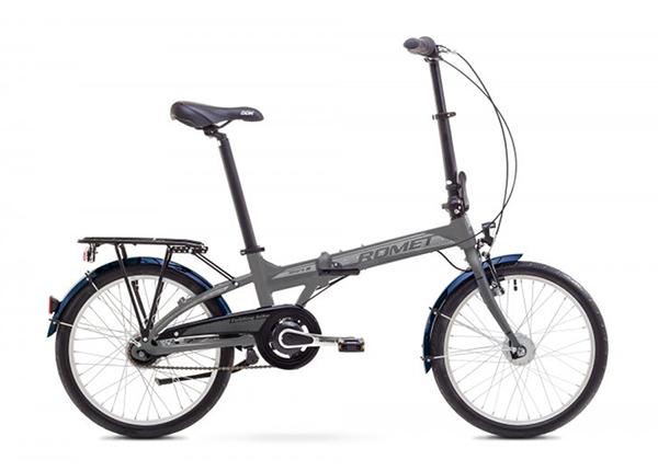 "Jalgratas kokkupandav Wigry 8 20"" TC-133981"