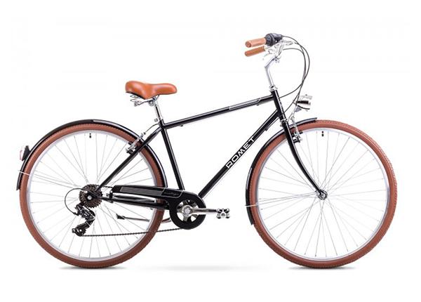 """Linnajalgratas meestele Vintage 18"""" TC-134003"""