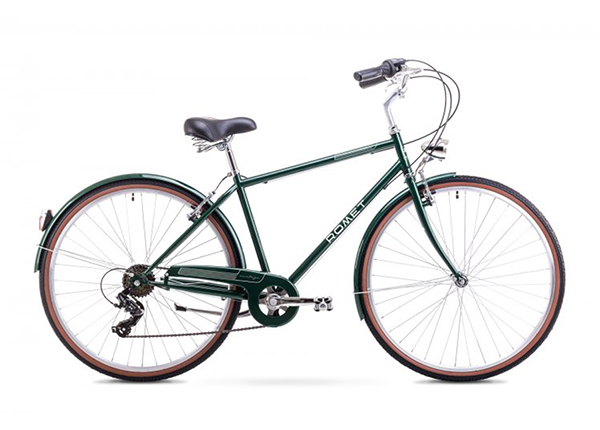 """Linnajalgratas meestele Vintage 18"""" TC-134004"""