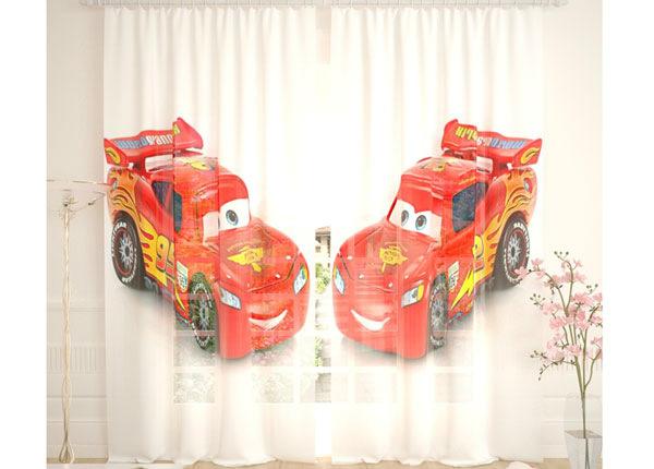 Tüllkardinad Cars 290x260 cm AÄ-134084
