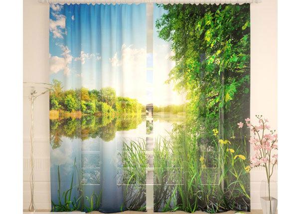 Tüllkardinad Good Morning 290x260 cm AÄ-134088
