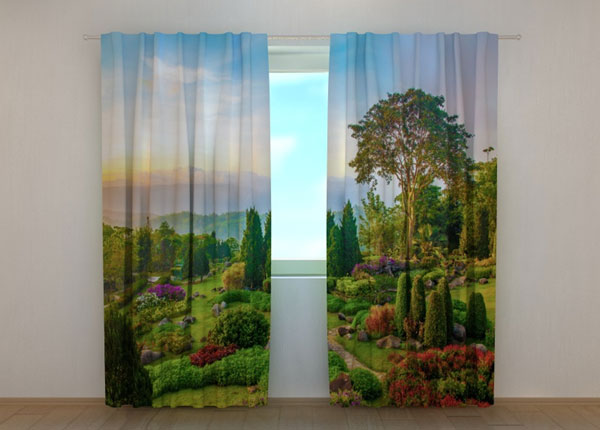 Pimendav kardin Beautiful garden 240x220 cm ED-134169