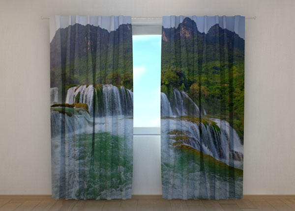 Poolpimendav kardin Big Waterfall 240x220 cm ED-134190