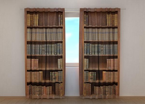 Poolpimendav kardin Bookcase 240x220 cm ED-134215