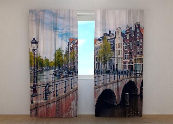 Pimendav kardin Bridge in Amsterdam 240x220 cm ED-134228