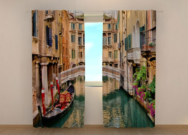 Poolpimendav kardin Bridge in Venice 240x220 cm ED-134234