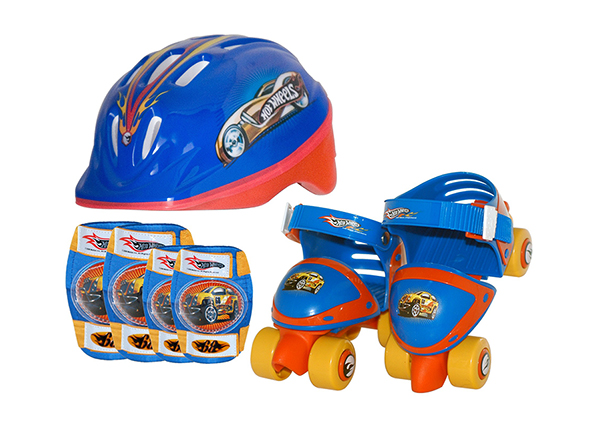 Rulluiskude komplekt Hot Wheels UP-134376