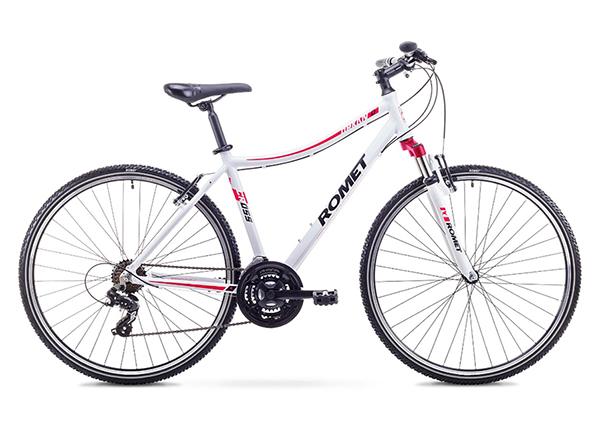 """Hübriidjalgratas naistele 17"""" Orkan TC-134552"""