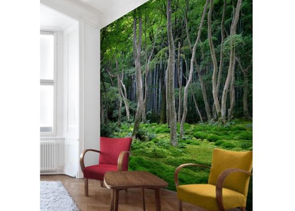 Fliis fototapeet Japanese Forest