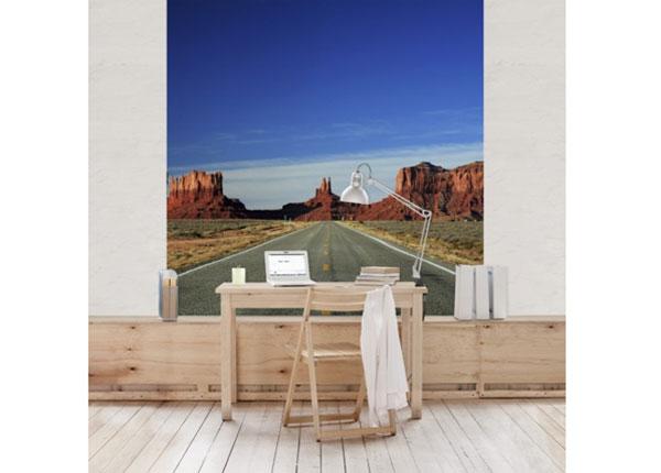 Fliis fototapeet Monument Valley