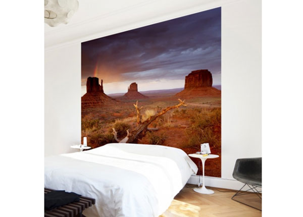 Fliis fototapeet Monument Valley at Sunset