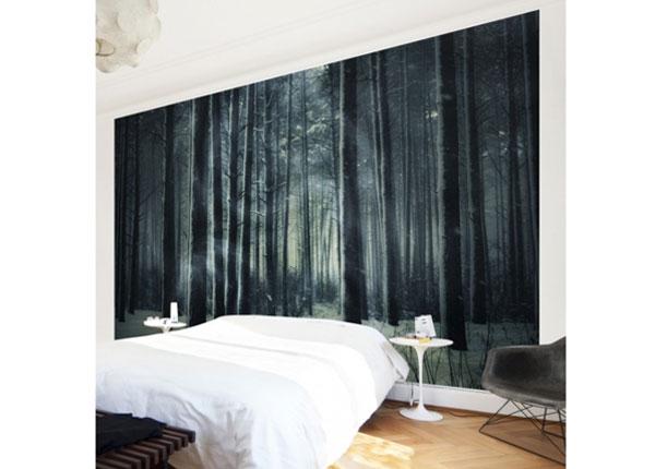 Fliis fototapeet Mystic winter forest