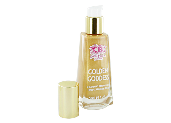 Sära andev kehaõli Golden Goddess 50 ml SP-135855