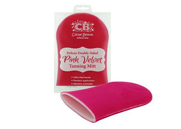 Aplikaatorkinnas velvetkattega Pink Velvet SP-135858