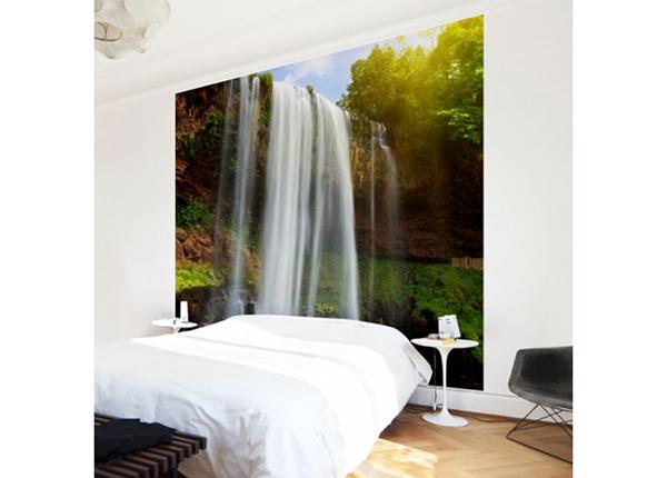 Fliis fototapeet Waterfalls