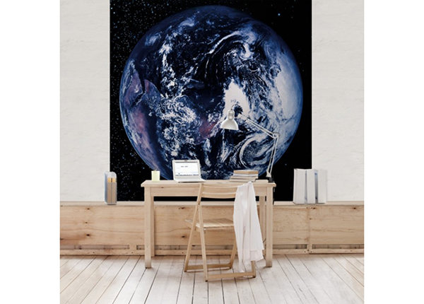 Fliis fototapeet Planet Earth