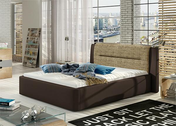 Pesukastiga voodi 160x200 cm TF-136040