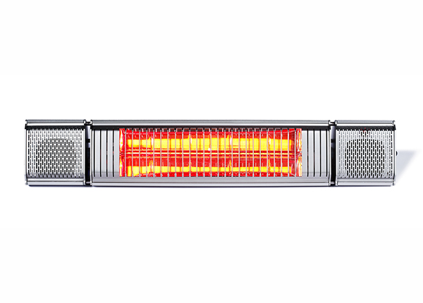 Soojuskiirgur Veltron Heat & Beat 2 kW V1-136166
