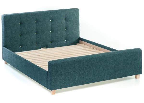 Nööpidega voodi Venecija 200x200 cm ON-136822