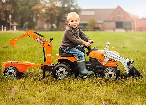 Pedaalidega traktor RO-136894