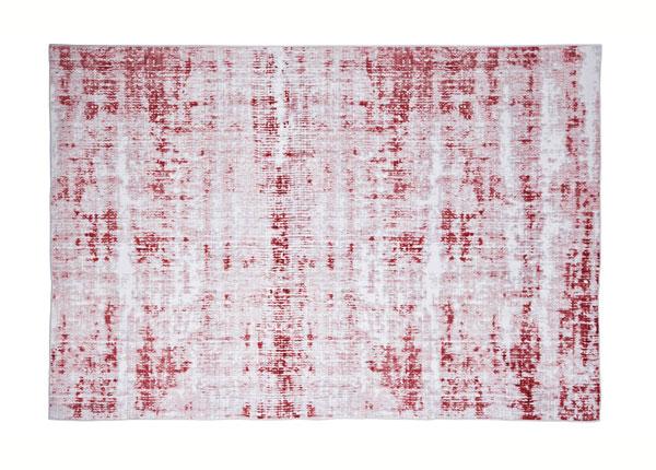 Vaip Abstract Grey Burgundy A5-137320
