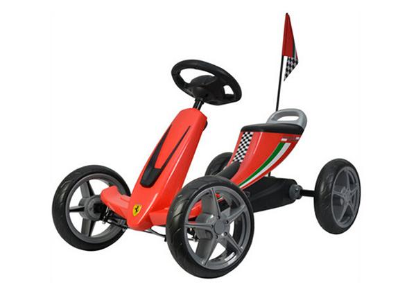 Kartauto Ferrari Go UP-137375
