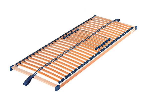 Raamiga voodipõhi Euroflex 100 80x200 cm SM-137449