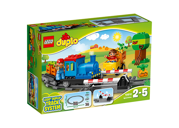 Lego Duplo lükatav rong RO-137460