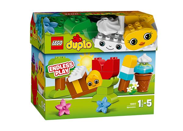 Lego Duplo loovmängu kast RO-137466
