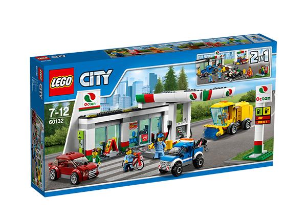 LEGO City Teenindusjaam RO-137477