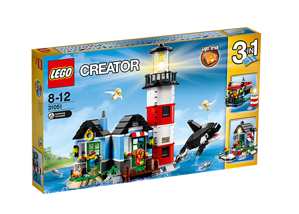LEGO Creator Majakas RO-137479
