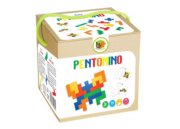 Komplekt Pentomino NU-137898