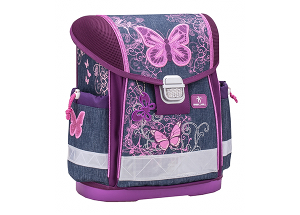 Koolikott Belmil Purple Flying Butterfly HC-137925