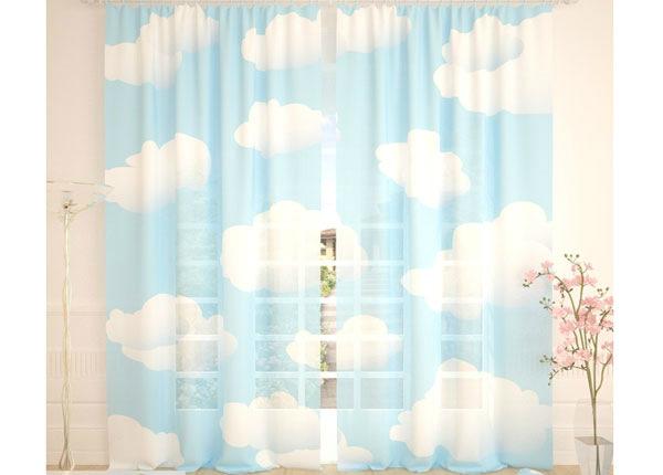 Tüllkardinad White Clouds 290x260 cm AÄ-138214
