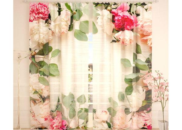 Tüllkardinad A Pion Window 290x260 cm AÄ-138236