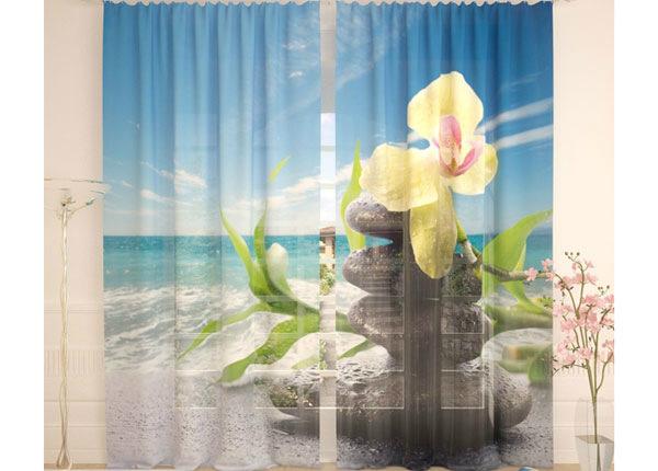 Tüllkardinad Orchid on Stone 290x260 cm AÄ-138238
