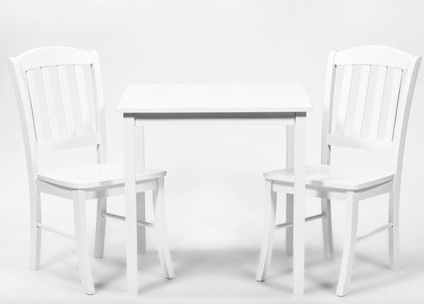 Söögilaud Rosella + 2 tooli Monaco GO-138411