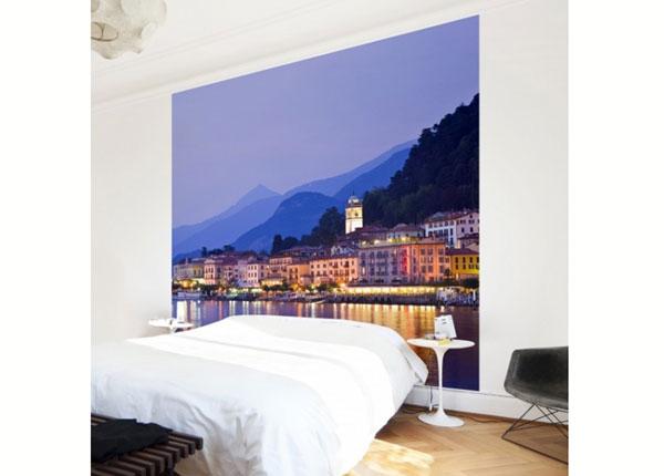 Fliis fototapeet Bellagio on Lake Como
