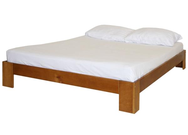 Kasepuust voodi 200x200 cm WK-138612