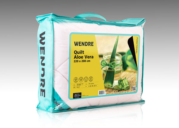 Tekk Aloe Vera 220x200 cm ND-138756