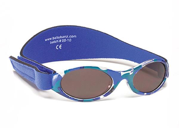 Päikeseprillid sinised camo 2-5 aastat SR-138764