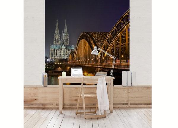 Fliis fototapeet Cologne Cathedral