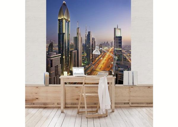 Fliis fototapeet Dubai