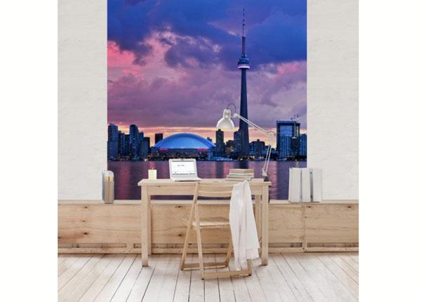 Fliis fototapeet Fascinating Toronto