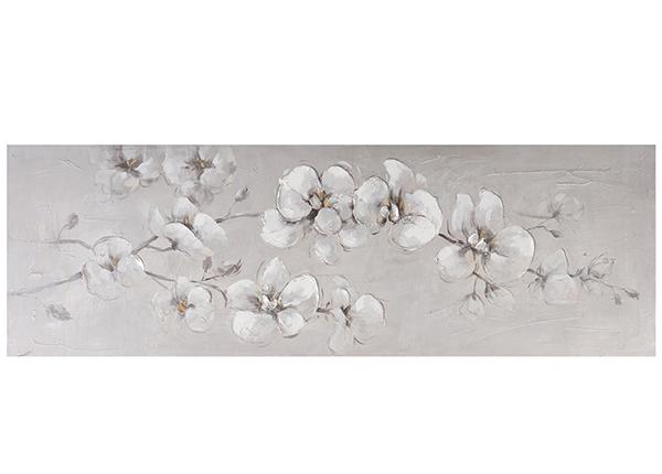 Õlimaal Valged orhideed 50x150 cm EV-139160