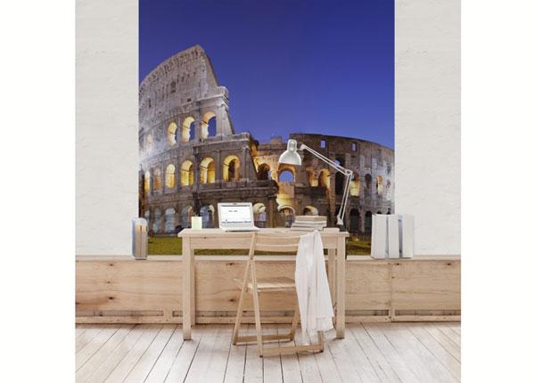 Fliis fototapeet Illuminated Colosseum ED-139299