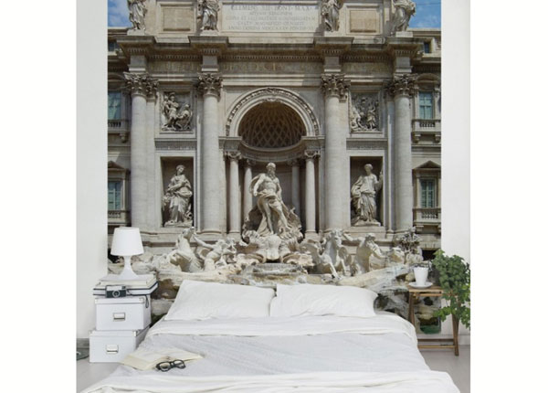Fliis fototapeet Fontana Di Trevi