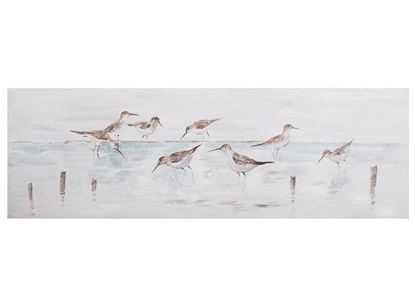 Õlimaal Linnud vee ääres 50x150 cm EV-139379