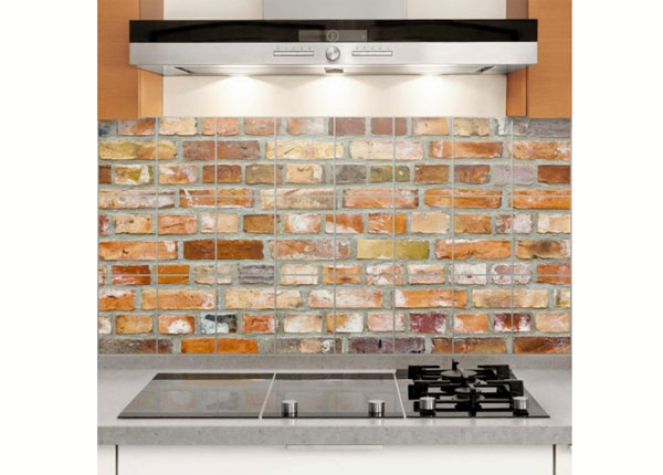 Kleebised seinaplaatidele Colours of the Wall 60x120 cm