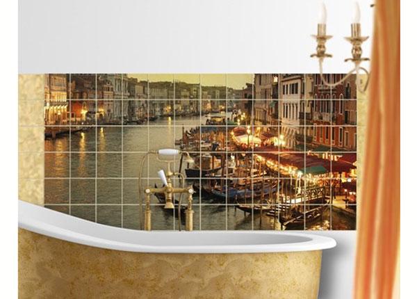 Kleebised seinaplaatidele, Grand Canal of Venice, 60x120 cm